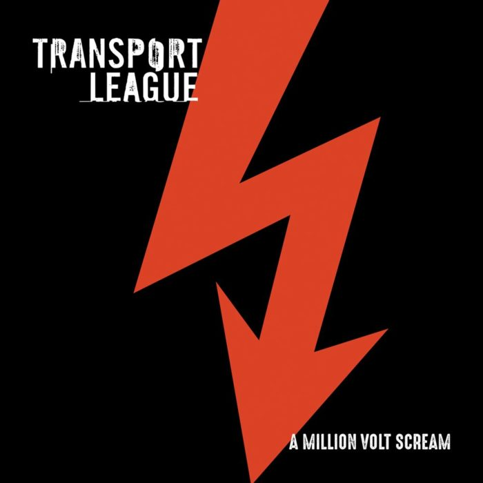 TRANSPORT LEAGUE - A Million Volt Scream #TRANSPORTLEAGUE - https://t.co/anrwzk7NC6 https://t.co/vM13lhaFTh