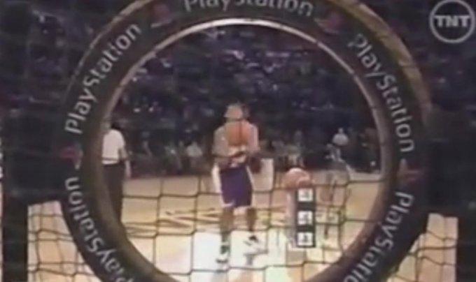 【影片】Kobe不愛傳球的原因找到了!回顧Kobe當年參加全明星技巧賽的表現