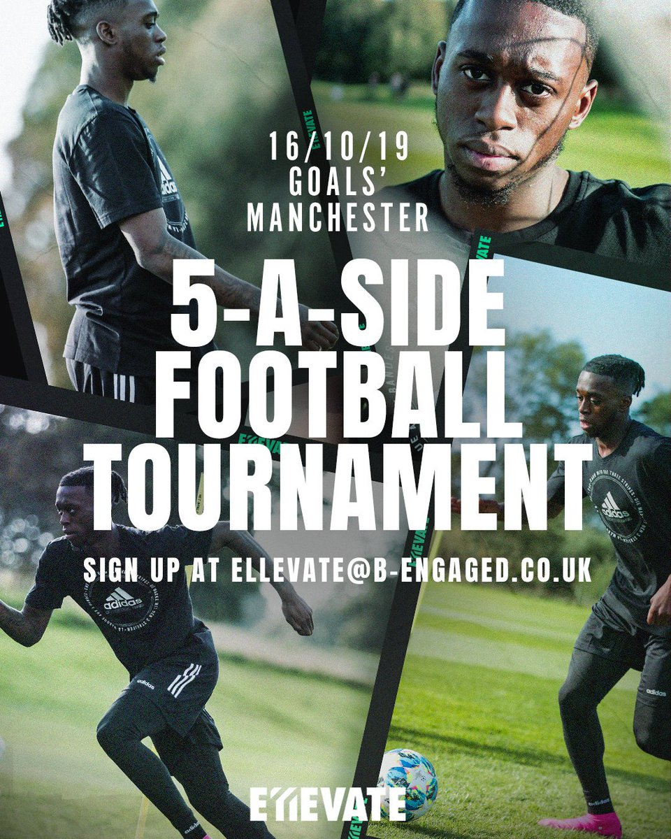 Always dreamed of going pro? This might be your chance! Show what you can do in front of Aaron Wan-Bissaka and Rhian Brewster and get noticed by a professional scout. Sign up at the email address below or download the app: apps.apple.com/gb/app/ellevat…