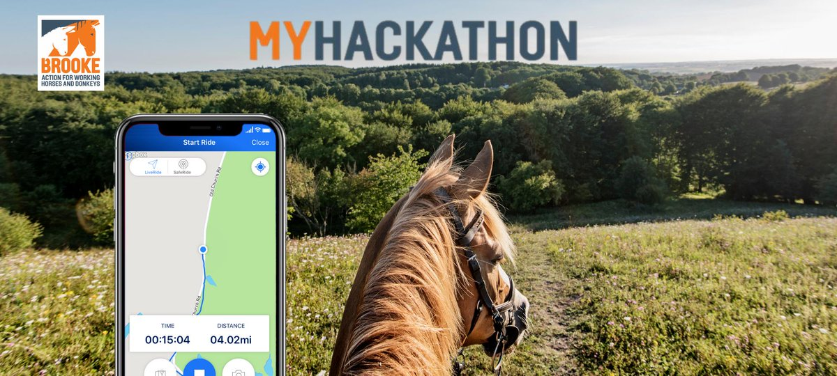 Find out how you joining @TheBrooke #MyHackathon can make a difference to working equine's lives in the link below #brooke #brookecharity #equinecharity #horsecharity #donkeycharity https://huufe.com/2019/08/08/myhackathon-horse-riding-app-huufe/ …pic.twitter.com/bfBA0IwJJd
