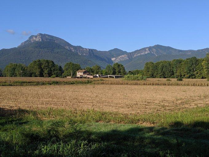 Near Olot