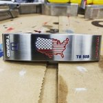 Image for the Tweet beginning: These colors don't run. #tsquaredputters #america