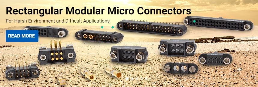 ACC has a new Rectangular Micro Miniature board-level connector.    For more info, check out https://t.co/8iPtDhRmp3 https://t.co/nyMjS8UQrN
