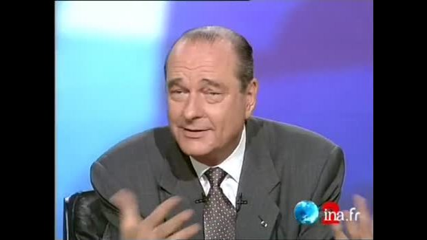 #Chirac : On va vers de graves conflits raciaux qui seront la conséquence du refus des Français dêtre envahis par dautres cultures fdesouche.com/1267435-chirac…