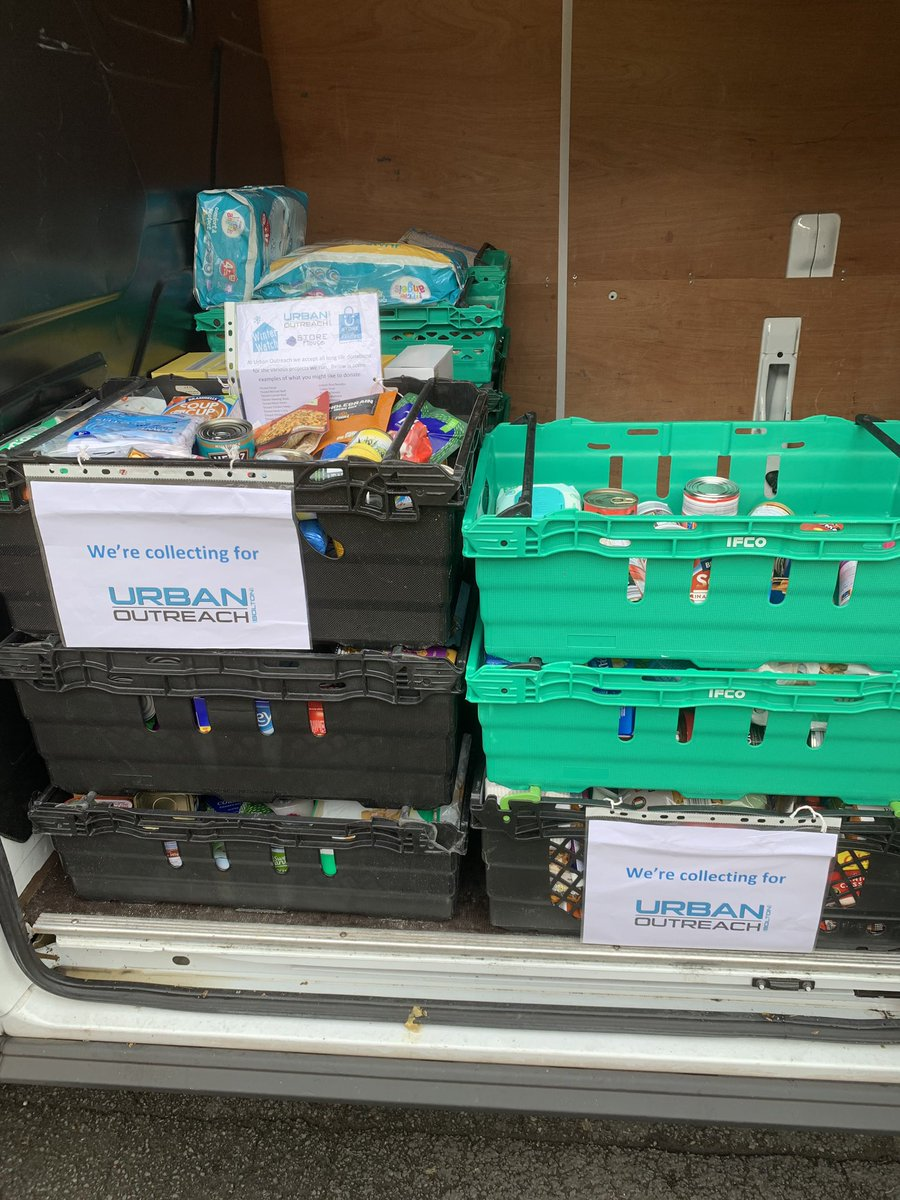 Thank you Little Ozzie's Nursery for your generous donation of food. Every little counts 👏🏼👏🏼👌