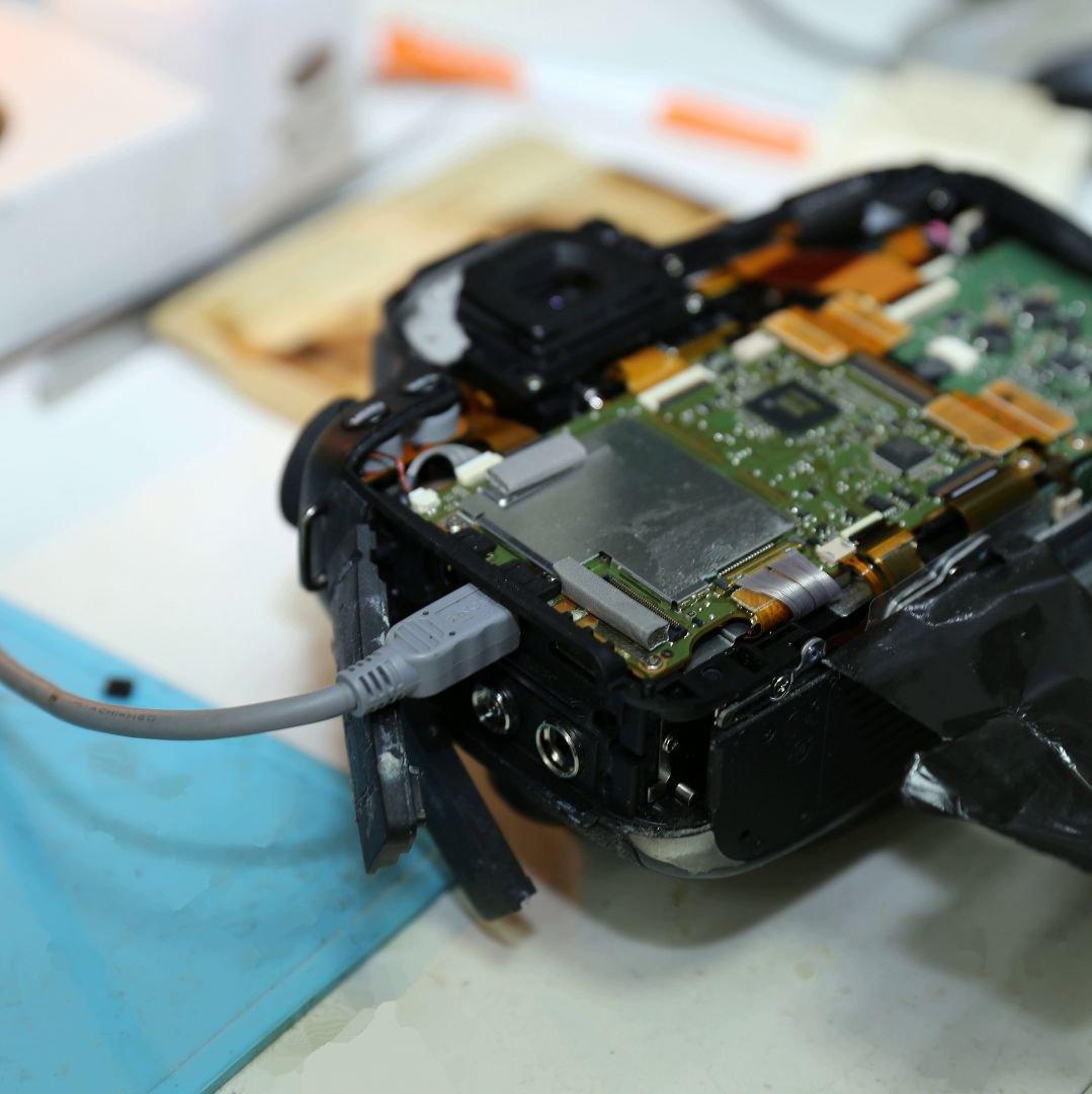 ремонт цифровых фотоаппаратов в москве была написана