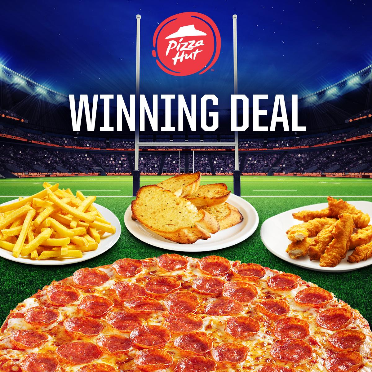 With Ireland playing again this weekend, get in the winning mood with this delicious (and fitting) meal deal 🙌 Who's feeling hungry?? https://t.co/FZ74HJHFSA