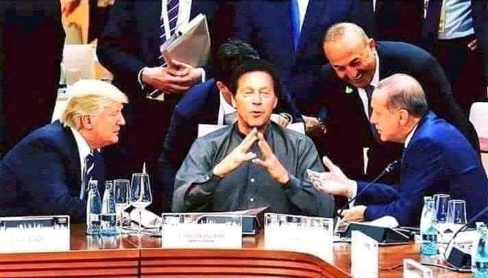 Pakistan playing its trump card pretty darn well. https://t.co/ppe0jGGHVl