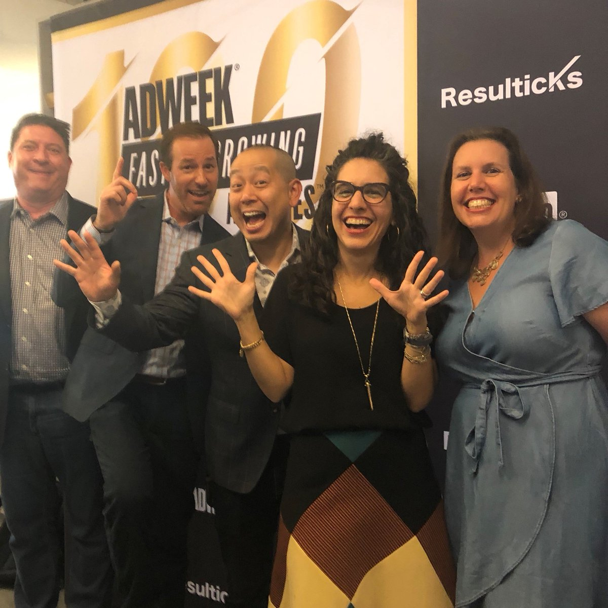 Adweek Names CMI Media to Inaugural List of 100 Fastest-Growing Agencies! #CMICompas prn.to/2nvH1CX