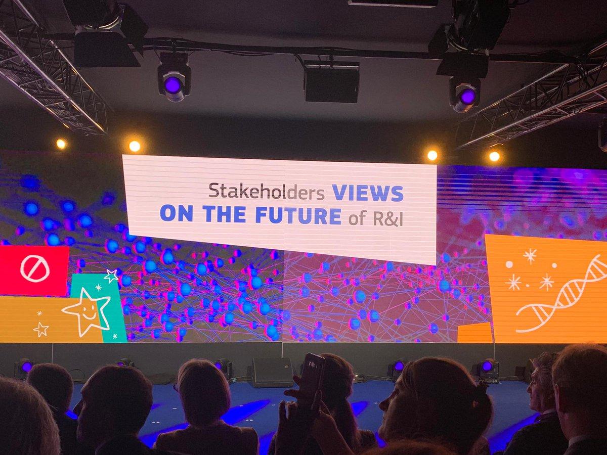 EU #RDI stakeholders speak with one voice at #EURiDays: we need an #HorizonEU budget of 120bn€ to reach the level of our ambitions!  @BusinessEurope @euatweets @EARTOBrussels @EUScienceInnov @EUCouncil @EP_Industry @JEPaquetEU @Moedas @EU2019FI @GabrielMariya https://t.co/nevxobS3Jn