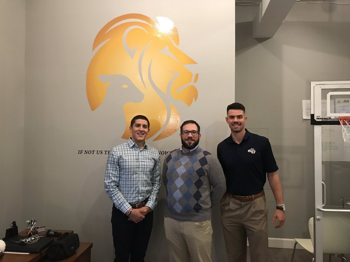 Had a great time today talking business and mission with Josh and Derek at KBG Insurance and Financial Services.
