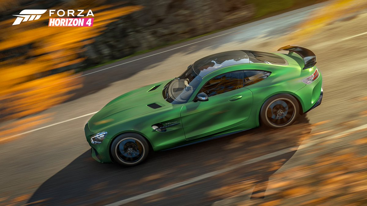 The #ForzaHorizon4 reward cars have been sent out to those who watched this weeks edition of #ForzaMonthly live while logged into @WatchMixer! Thank you for watching and enjoy the new additions to your garage!