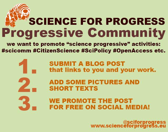 SciForProgress photo