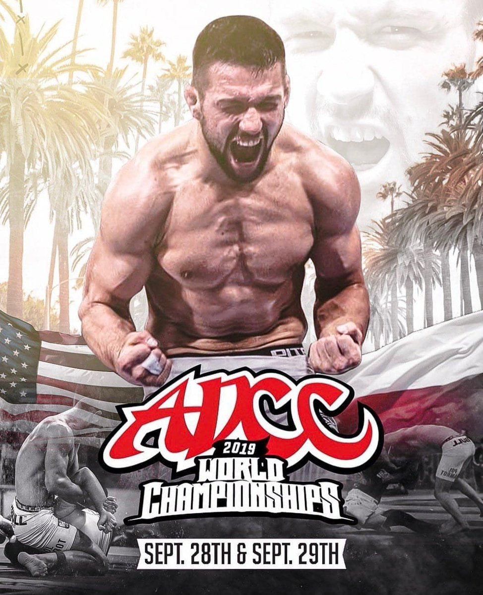 This Saturday in Los Angeles, California Mateusz Gamrot 👉 @gamer_mma competing on #ADCC2019 Finals! One of the best MMA fighters outside the UFC. #TeamGamrot https://t.co/rnQoyA34oz