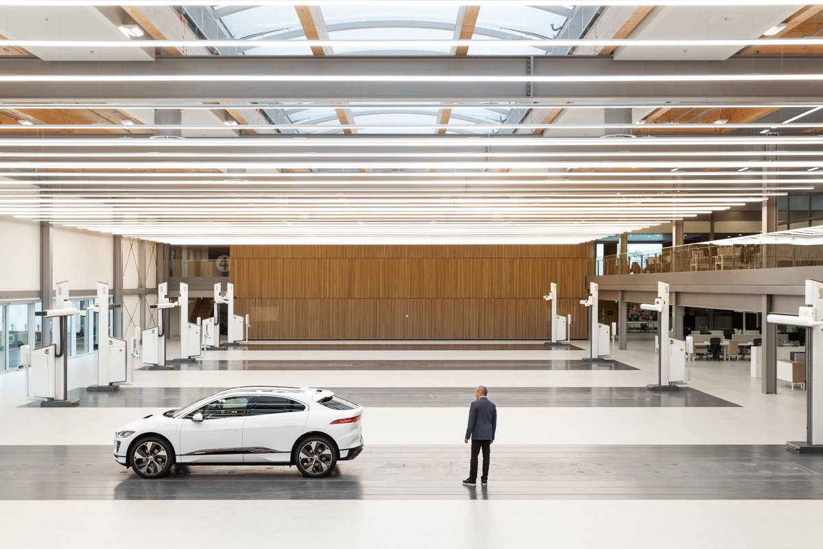 Jaguar India On Twitter Jaguar Has Unveiled A New Dedicated Design Studio In Gaydon Uk That Will Be Instrumental In Creating The Next Generation Of Its Cars It Also Offers A Unique