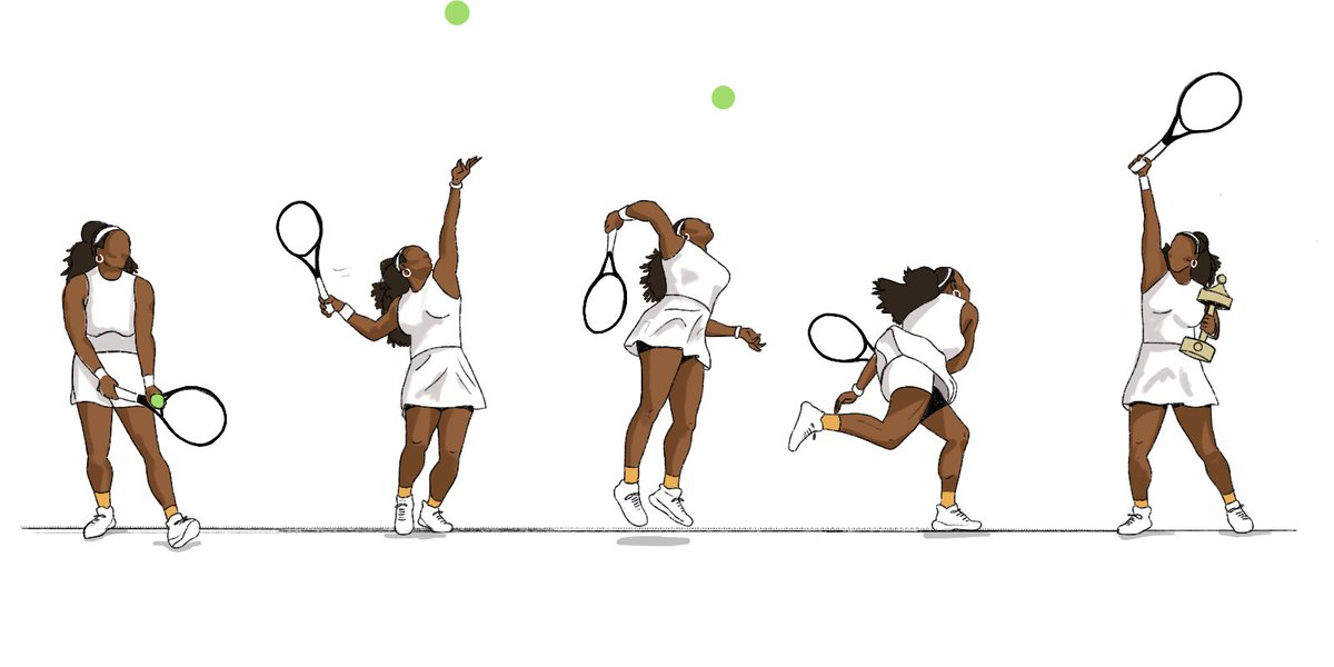 Today we're celebrating record achievements in sports! Twenty years ago this month, @serenawilliams won the first of her 23 Grand Slam titles at the 1999 @usopen