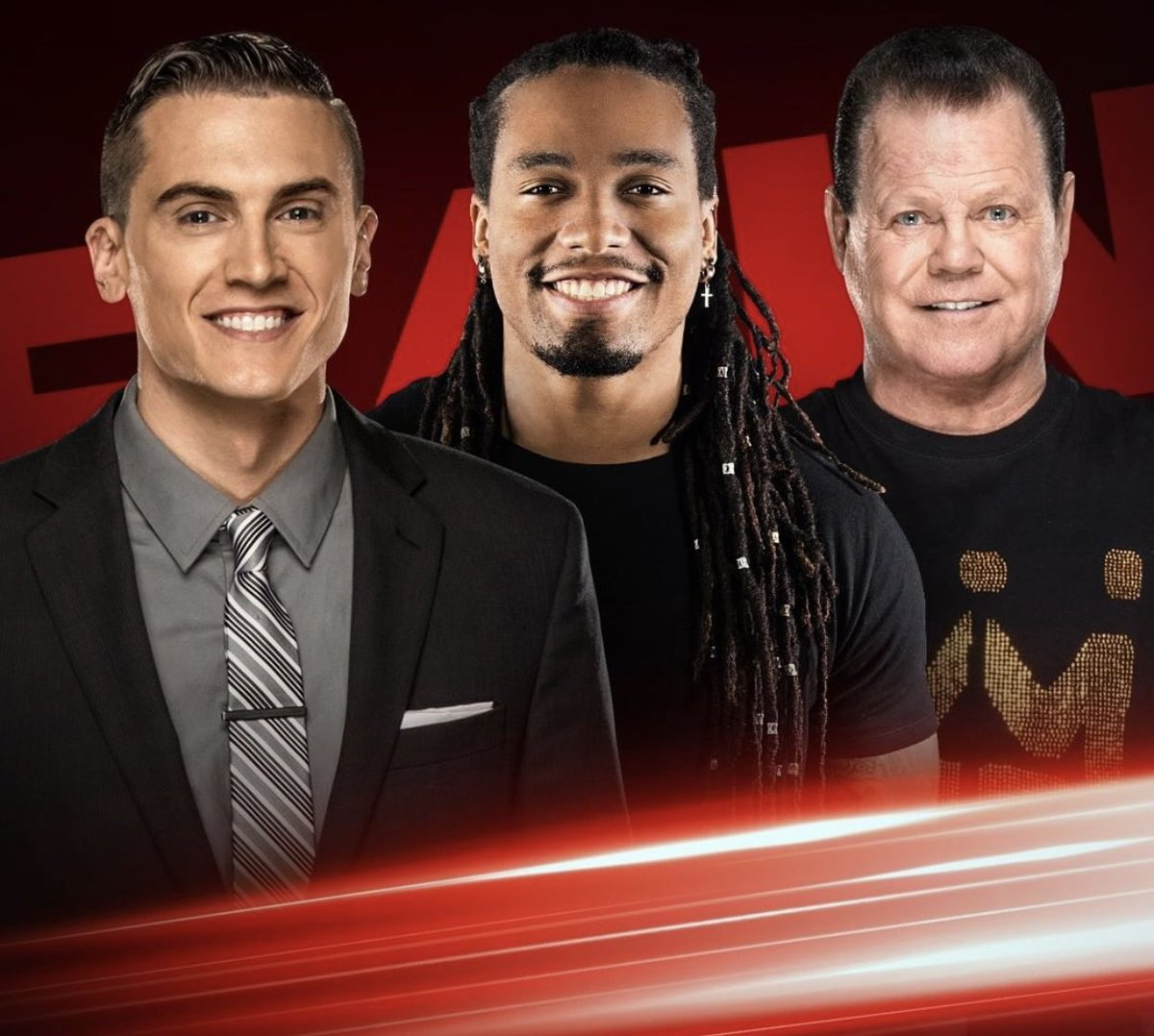 Dio Maddin And Vic Joseph On Joining The RAW Announce Team