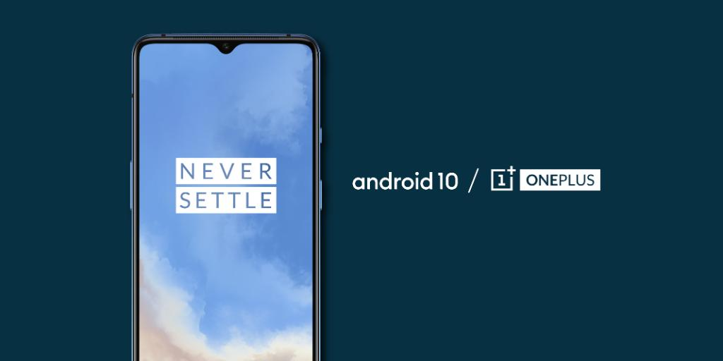 The new #OnePlus7T is the first device to ship with #Android10. It's helpful, secure, and a 10/10.