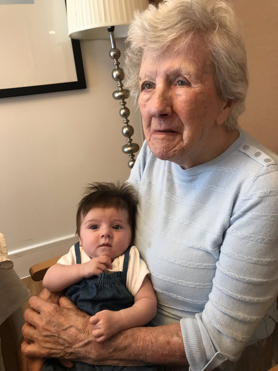 When Mary & the Lodge Manager met the baby of our colleague #babygirl #ThursdayMotivation #ThingsIFindAttractive #HappyLiving #OakLodge
