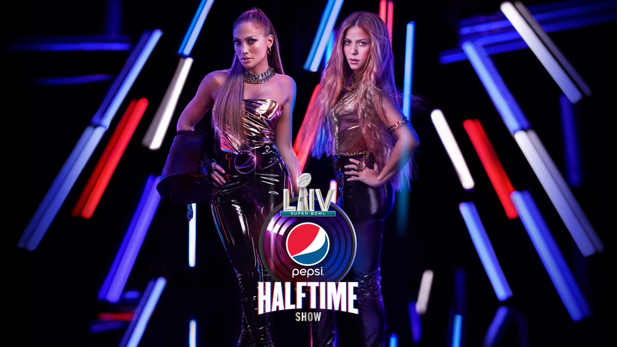 Going to set the world on 🔥🔥🔥 @shakira #PepsiHalftime #SuperBowlLIV @pepsi