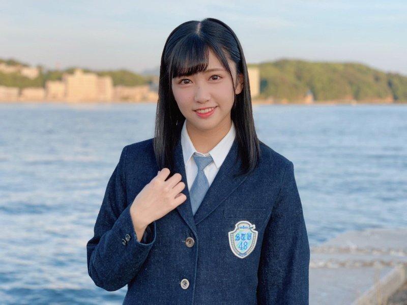 "J-Pop Project News on Twitter: ""Kanon Isogai, STU48, has announced ..."