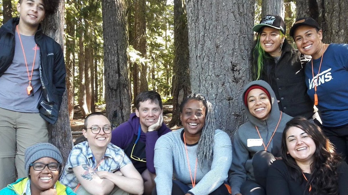 This new documentary spotlights the outdoor adventurers reclaiming Oregon's wild places for people of color and the LGBTQ community. See it at the Portland EcoFilm Festival on September 26. bit.ly/2KmB1VU