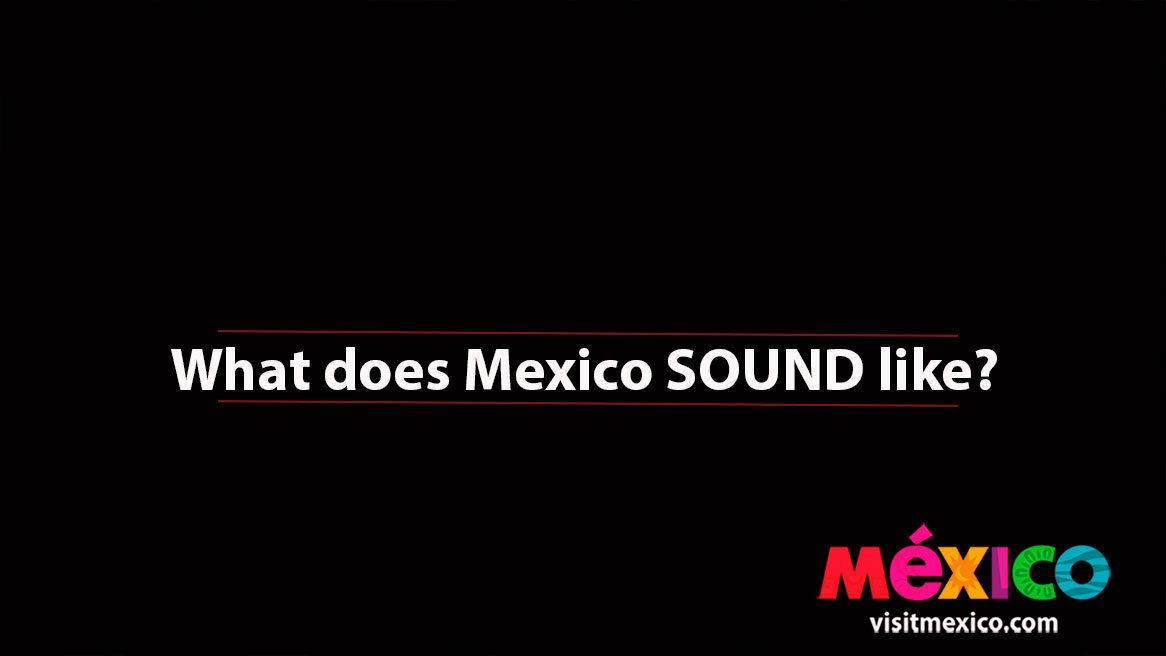 Sound of trumpet and mariachi, sones and huapangos. What does Mexico sound like? #VisitMexico 🇲🇽 📲 visitmexico.com/en