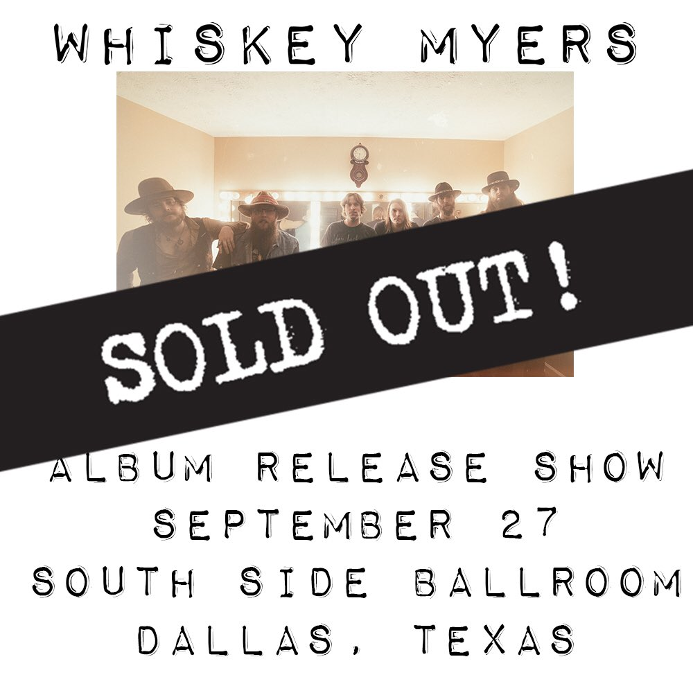 See y'all tomorrow Dallas 🤘🏼💯 - @SSBallroom