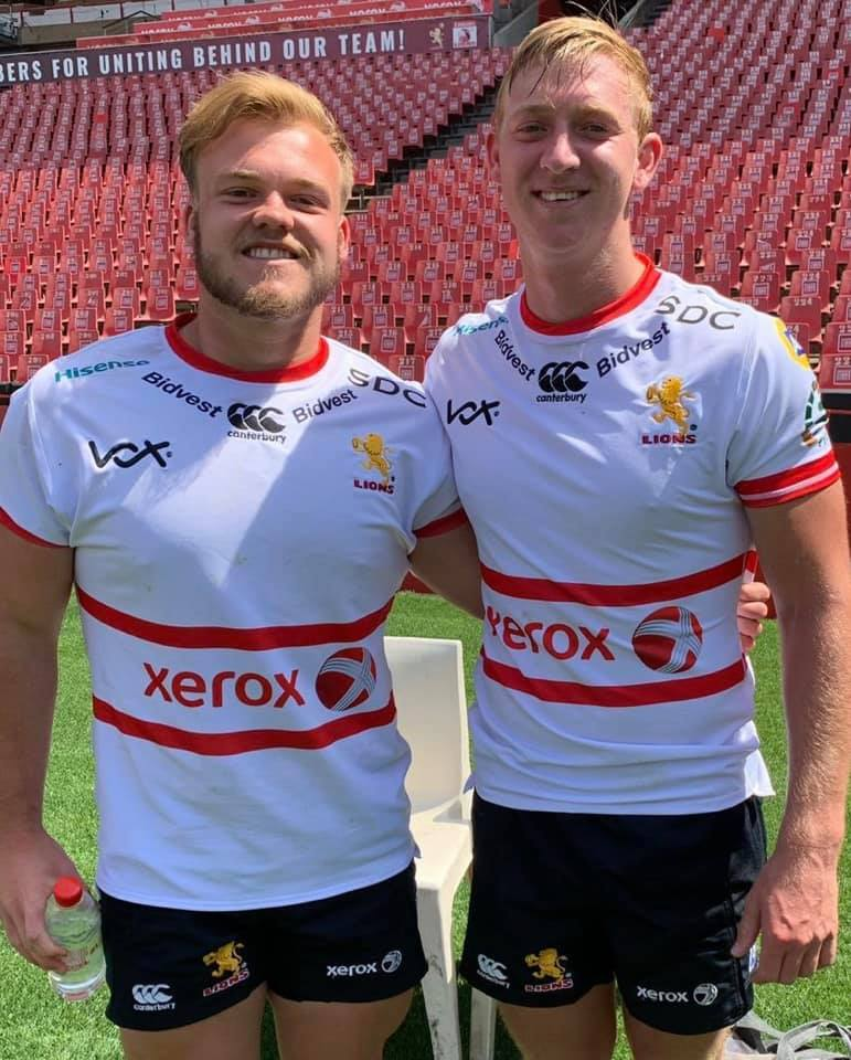 Friday, 27 August, Emirates Airline Park (Inland Section) 09h00: Phakisa Pumas v Toyota Free State. 11h00: Leopards v Valke 13h00 – Final: Xerox Golden Lions v Vodacom Blue Bulls Photo: Jordan Clarke & Regardt Roets Read the full article here > bit.ly/2mcC55E #LionsPride
