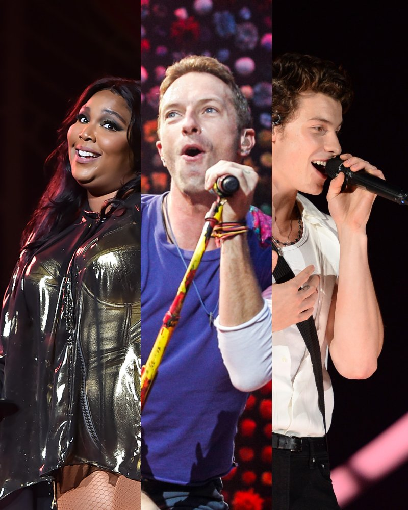 Global Citizen Festival 2020.Shawn Mendes Coldplay Lizzo To Play 2020 Global Citizen