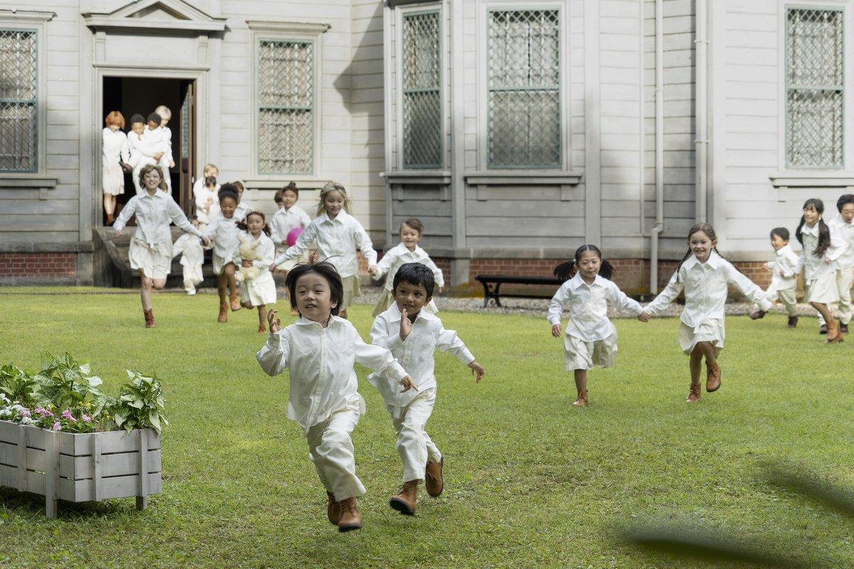 約束のネバーランド子供たち