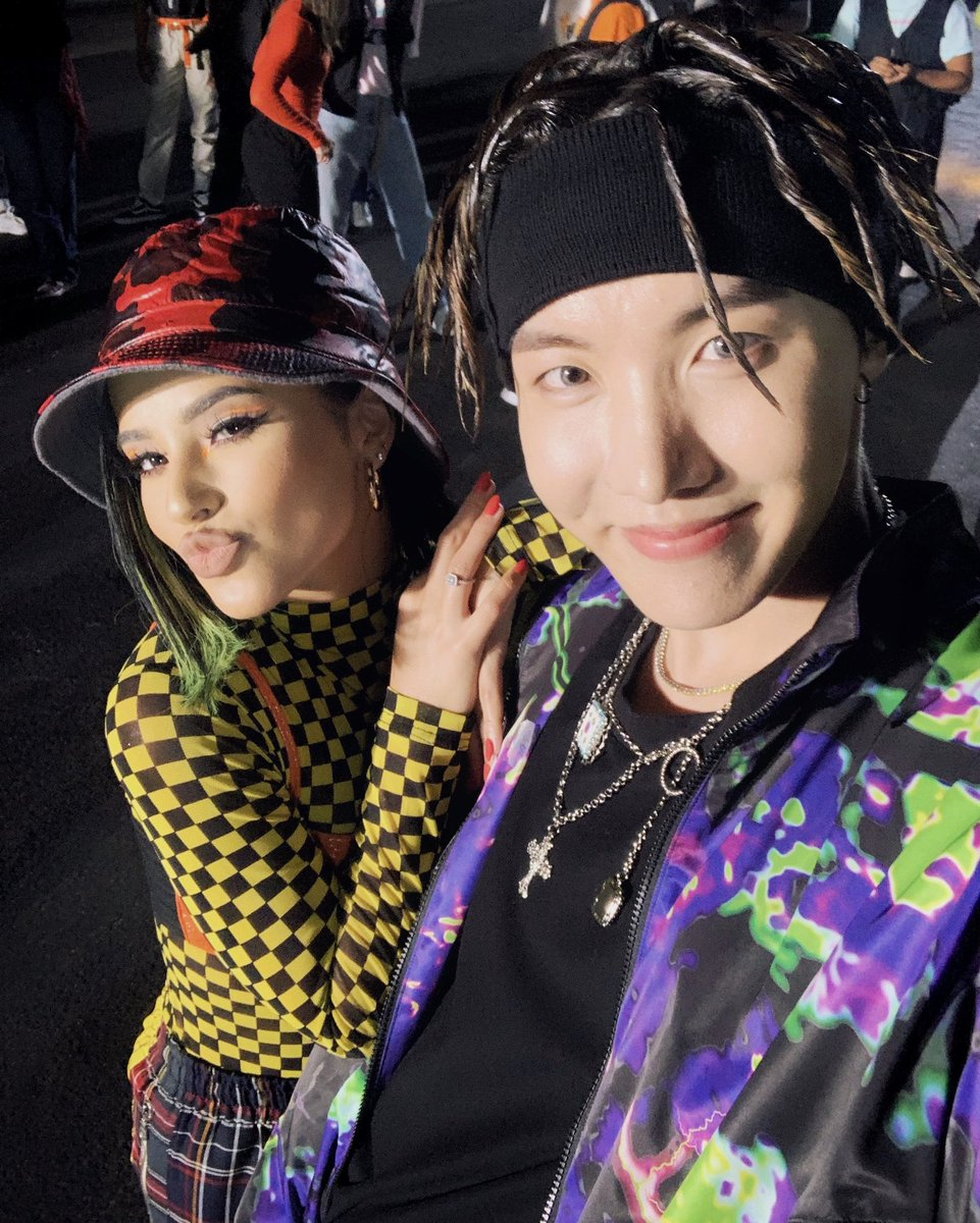 "BTS's J-Hope and Becky G Release ""Chicken Noodle Soup"" Music Video Amid Appropriation Backlash 