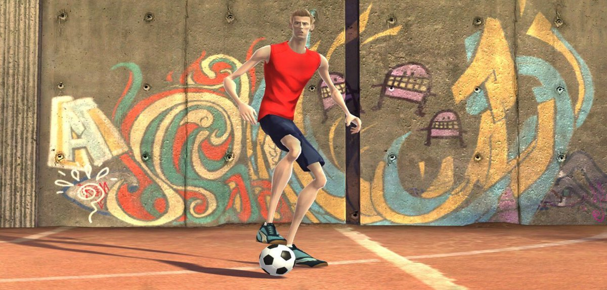 #FIFA20 without @PeterCrouch will be heartbreaking 💔 Weve always got this FIFA Street 3 throwback 😂