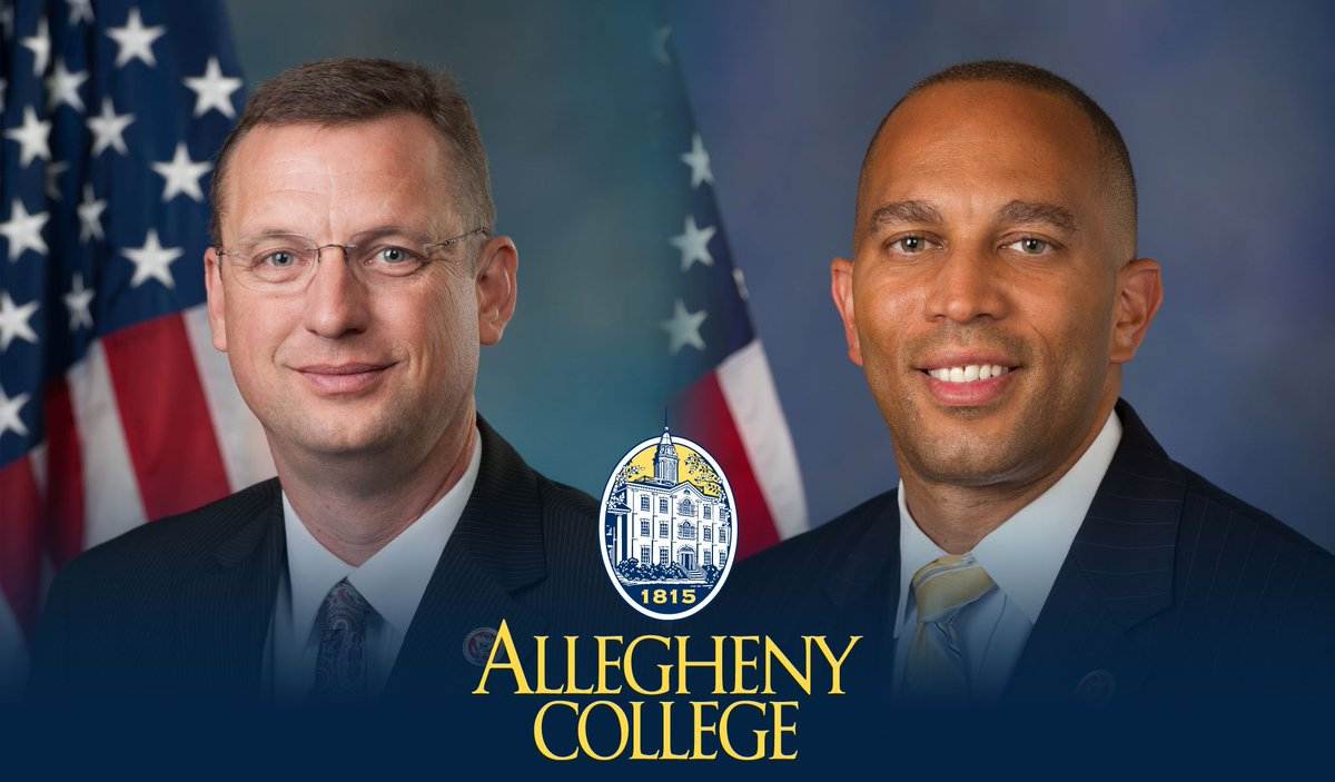 NEWS: 2019 #CivilityPrize to honor Congressmen @RepDougCollins and @RepJeffries for their collaborative work toward criminal justice reform, which resulted in passage of the bipartisan First Step Act.   More info — and watch live at 8:15 a.m.: