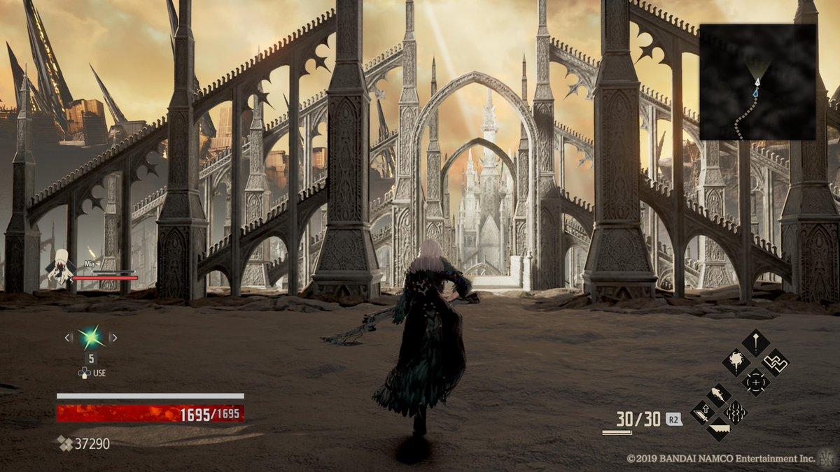 コード ヴェイン 白い 血 の 聖堂