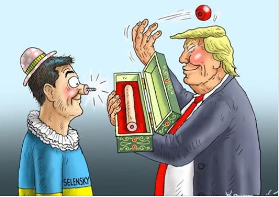 """""""Це було не погано, це було дуже законно і дуже добре"""", - Трамп про розмову із Зеленським - Цензор.НЕТ 519"""