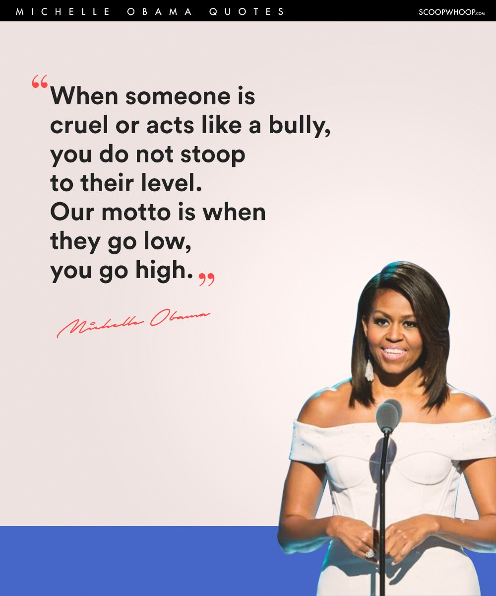 Reminding myself to channel Michelle Obamas words of wisdom today as I have been blindsided again this week. Some days it is hard. Resilience needed. Digging deep. Lots to share at #HeadsUp next week! @popejames @rrunsworth @AlisonKriel #womened