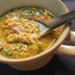 サントリー烏龍茶で簡単にできる!?「烏龍茶碗蒸し風スープ」の作り方!