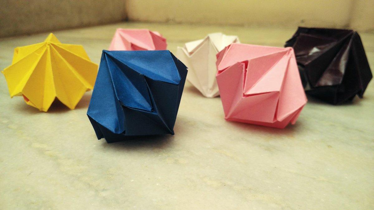 Origami – Diamond / Diamant (video)   Ra   675x1199