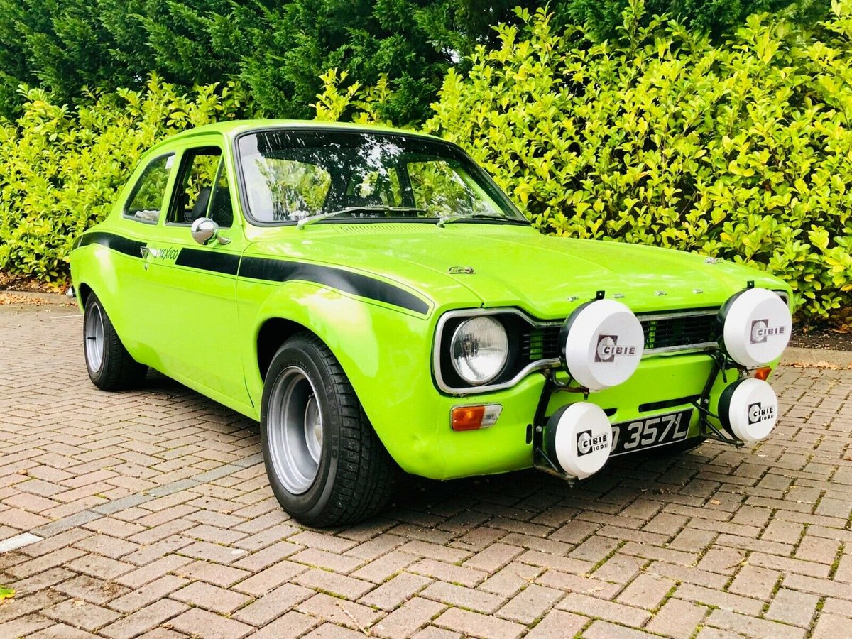 Project Cars Uk On Twitter My Contribution For Fordfriday 1972 Ford Escort Mk1 1 8 Zetec Mexico Recreation For Sale On Ebay Https T Co Ikajikzz3m Ford Escort Https T Co Wct27y1sbm