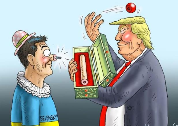 Думаю, що Росія доклала до цього руку, - спікерка Палати представників Пелосі про скандал з телефонною розмовою Трампа і Зеленського - Цензор.НЕТ 1026
