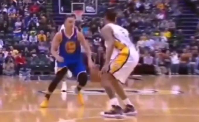 【影片】只會投三分?柯瑞可不止一項技能,Curry經典突破動作詳解!