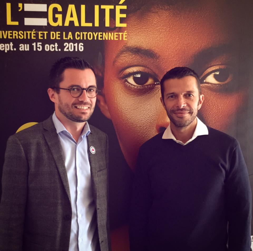 SOS homophobie Délégation Normandie