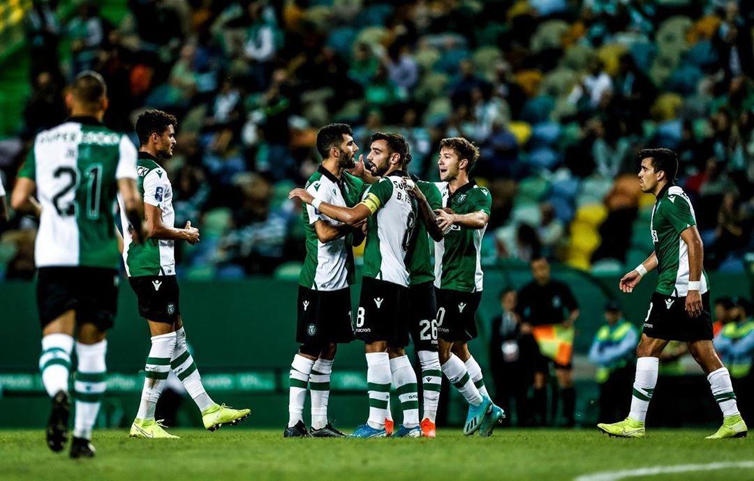 Bruno Fernandes pede união aos sportinguistas.