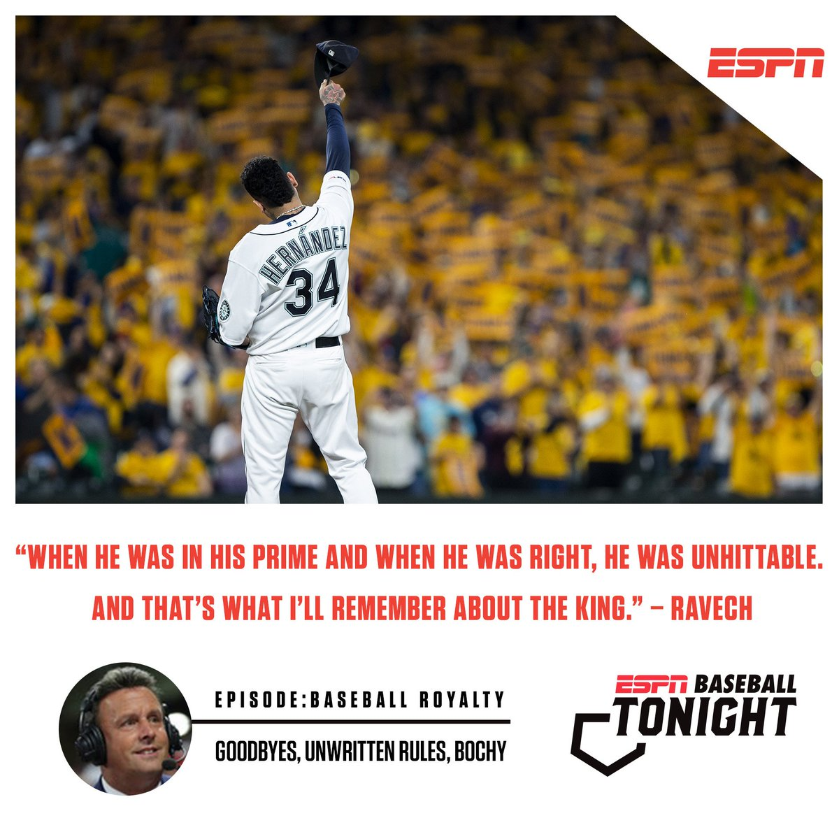 Last night, two big names in baseball said goodbye. @Buster_ESPN and crew evaluate their careers... LISTEN to the Baseball Tonight podcast: es.pn/2mbnnvR
