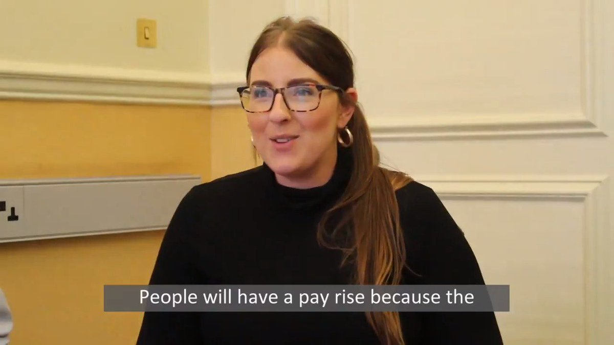Higher levels of collective bargaining will lead, not only to a more egalitarian society, but a more successful economy. This is the model followed by Germany & Scandinavian countries & this is what the Ministry of Employment Rights will deliver. Thanks to @IERUK for the video.