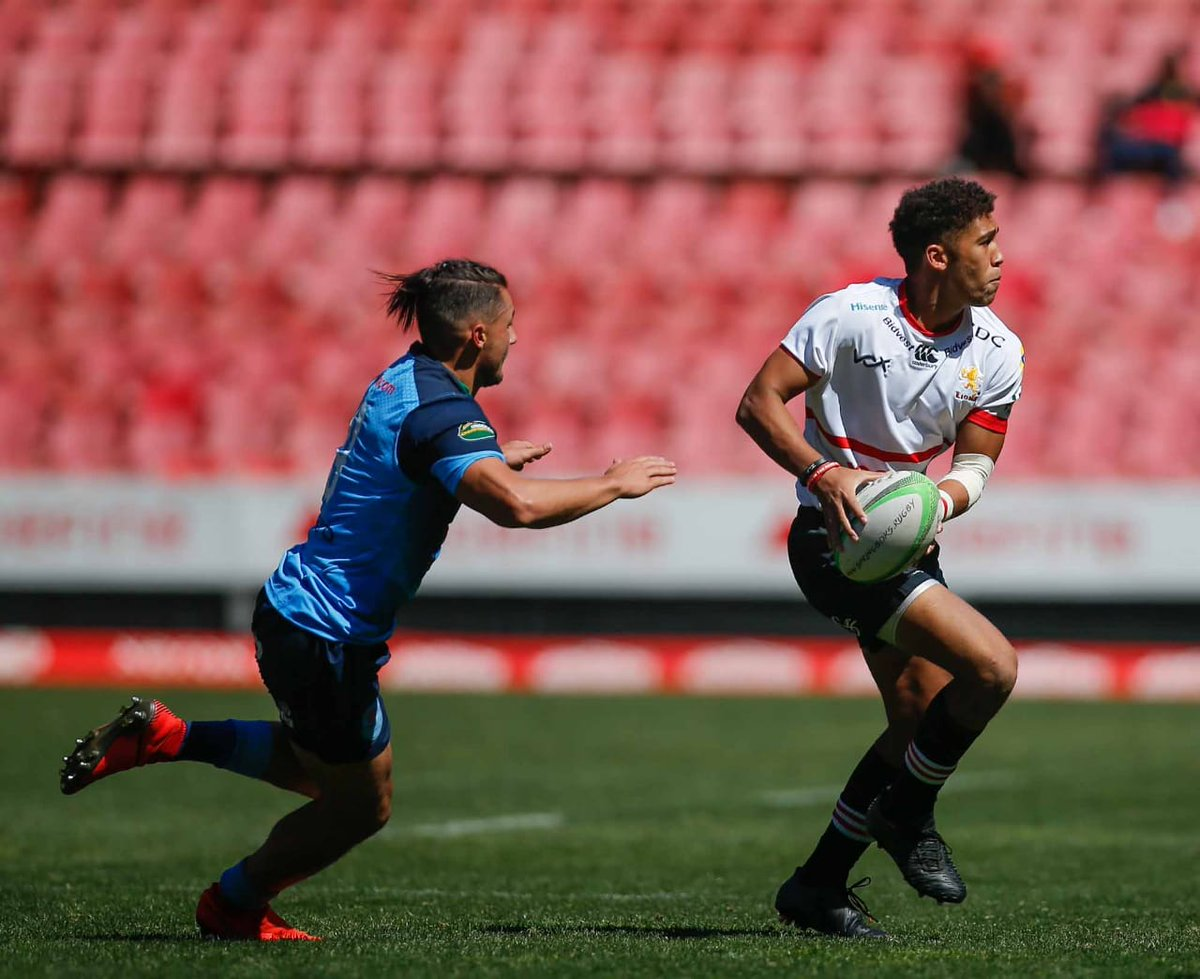 After a hard-fought 80 minutes and a 27-all draw, the Vodacom Blue Bulls u19s advance to the final by technical default. 📷: Frans Lombard #LionsPride