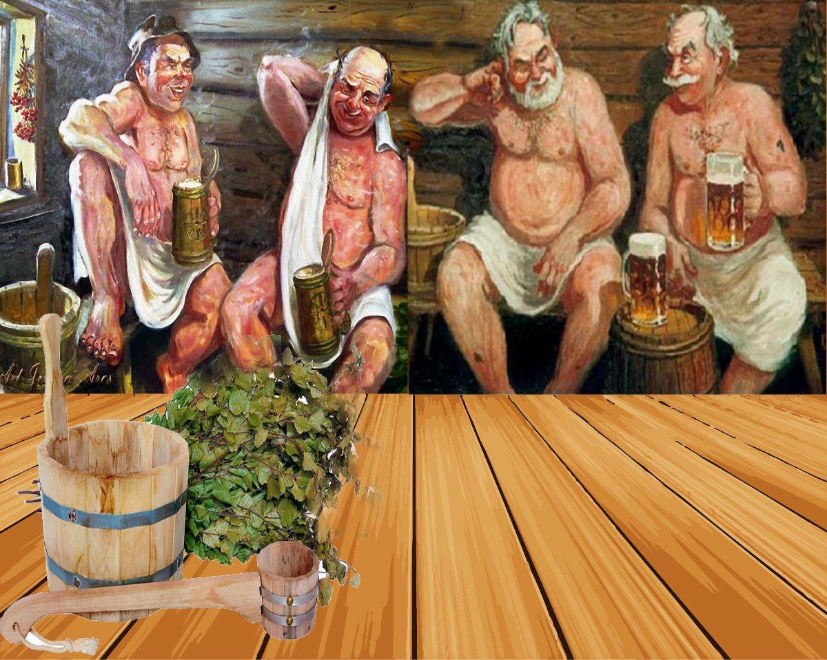 Картинка, прикольные картинки о бане сауне