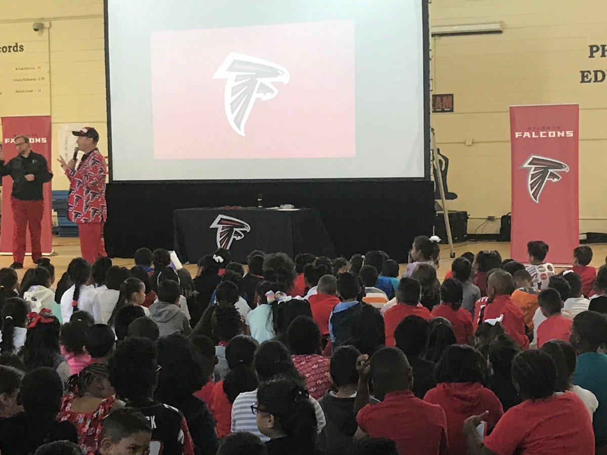 Falcons Friday @ Hapeville ES