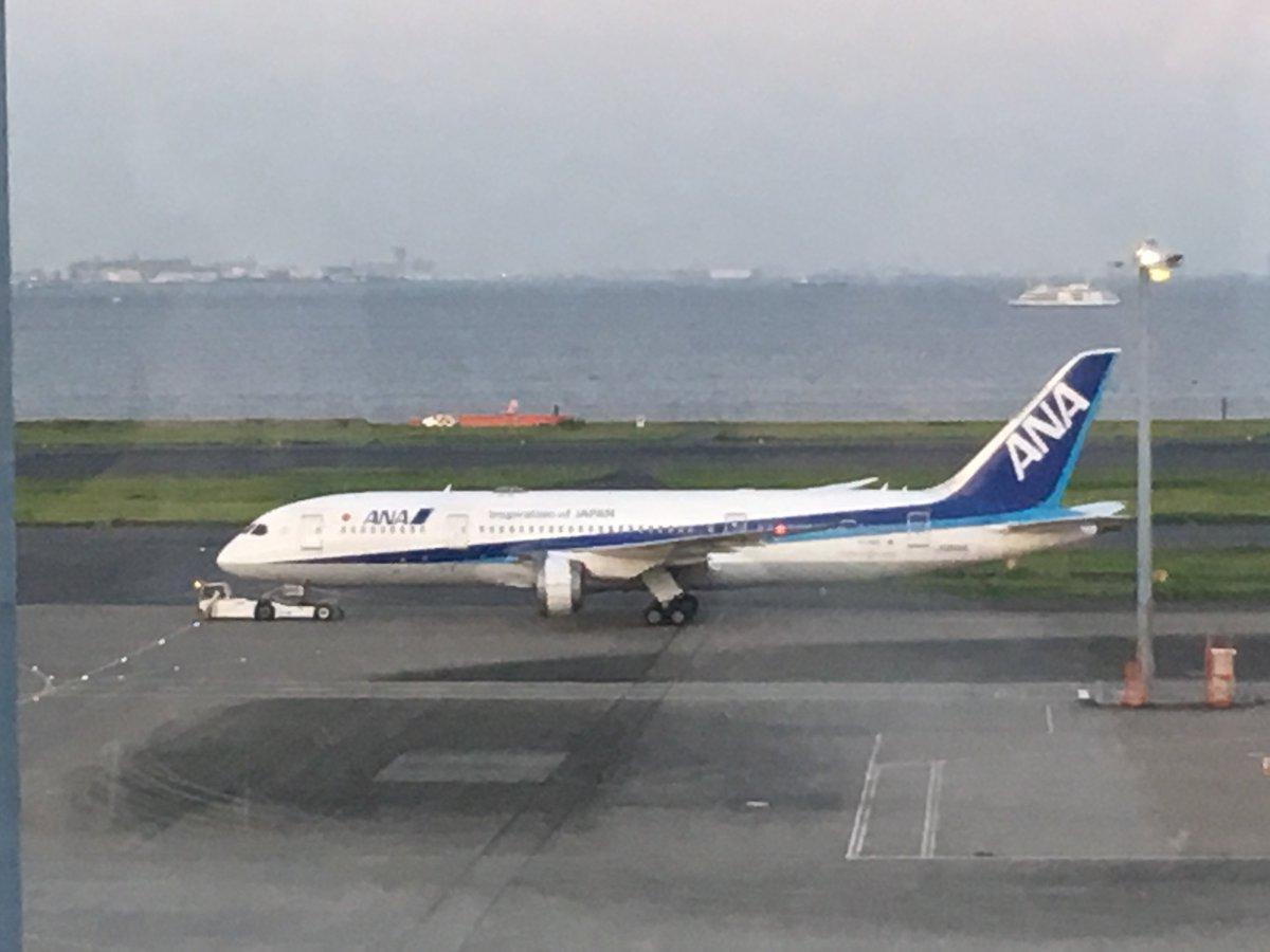 先日、羽田空港に行くとエンジンを外された状態で牽引されているボーイング787がいました。  ローンチカスタマーとして世界中のボーイング787の先駆けとして飛び続けているANA787。バッテリー問題やエンジン問題など、様々な試練を乗り越えています。  「きたえた翼は強い」  がんばれANA787 https://t.co/Olp5cjHquE